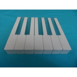 Key covering in octave sheets