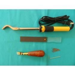 Kit de herramientas para entonación de martillos