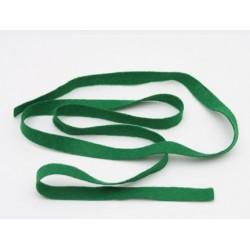 Nameboard felt strips green