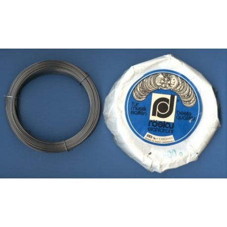 Round steel wire Röslau - 1